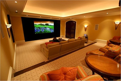 If You Re Building A Dedicated Theater Room Have More Freedom To Pick The Exact Speakers Want Regardless Of Size Or Aesthetic And Position