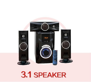 stereo system for home
