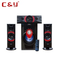 Home music audio sound system multimedia speakers with FM A13