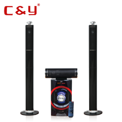 C&Y New Item 3.1 home audio speaker sub woofer surround sound system A261