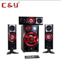 CY A28 3.1 ACDC muiltimedia Bluetooth speaker box