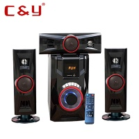 C&Y A25 3.1 home theater bluetooth audio speaker system wholesale