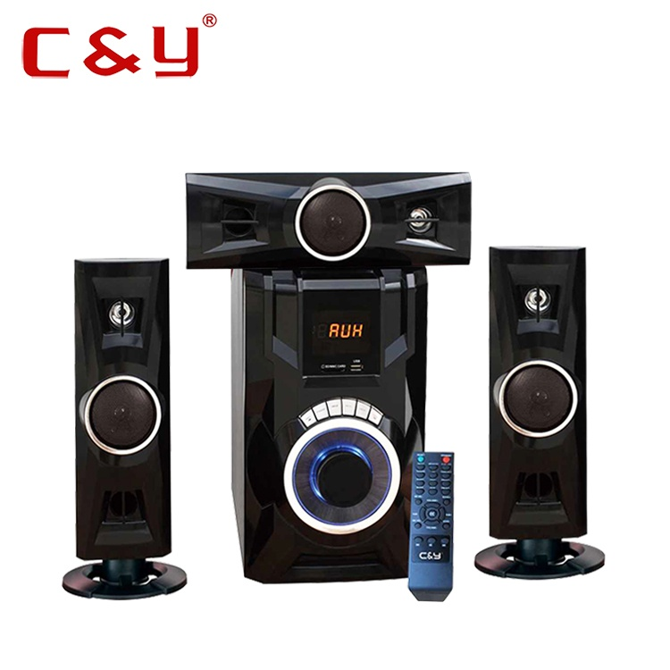 home audio system with bluetooth