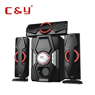 home stereo system with subwoofer