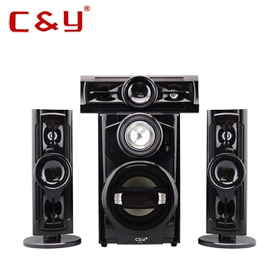 Bluetooth surround sound speaker system