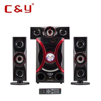 home sound system with subwoofer